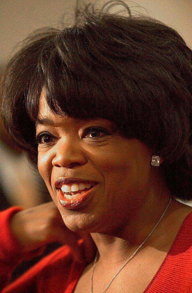 Oprah Winfrey Honored By Association Of American Publishers | Photo: Stefan Zaklin/Getty Images