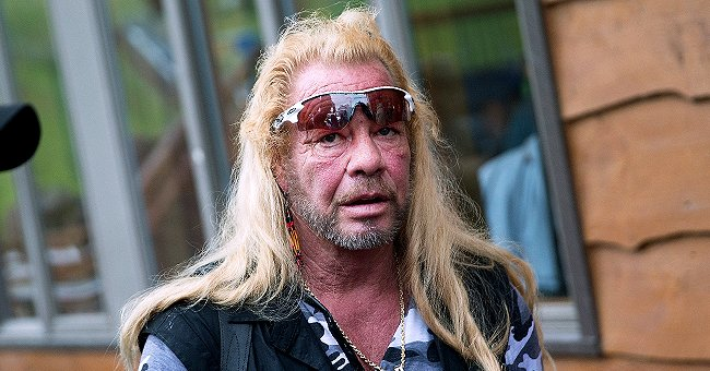 Duane 'Dog' Chapman Shares Kiss with Late Wife Beth in Throwback Photo Amid Moon Angell Proposal Rumors