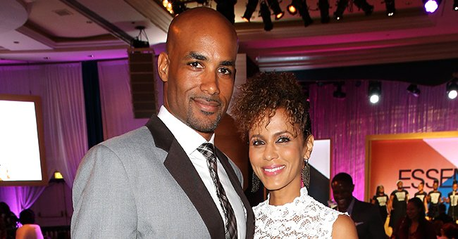 Boris Kodjoe's Wife Nicole Shares a Photo from Their Date at the Art Institute of Chicago