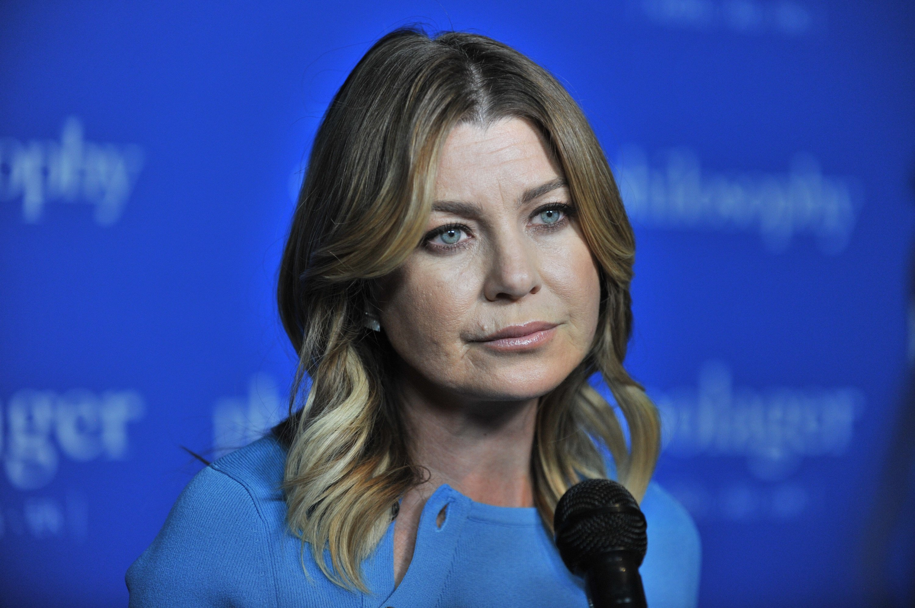 "Ellen Pompeo attends the ""Welcome to the Age of Cool"" event hosted by Philosophy and Ellen Pompeo on September 22, 2016, in West Hollywood, California. 