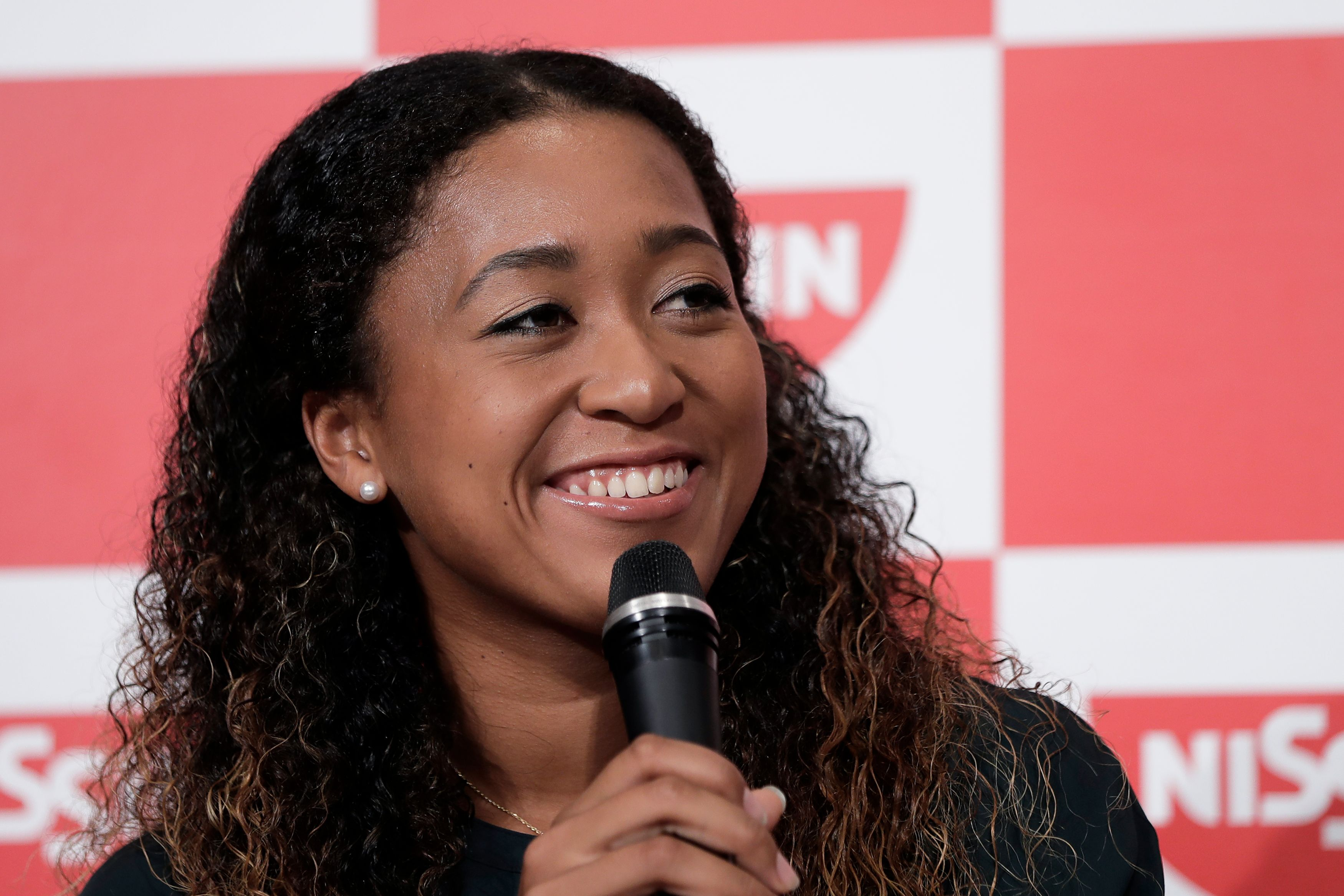 Naomi Osaka during a press conference on September 13, 2018 in Yokohama, Kanagawa, Japan. | Source: Getty Images