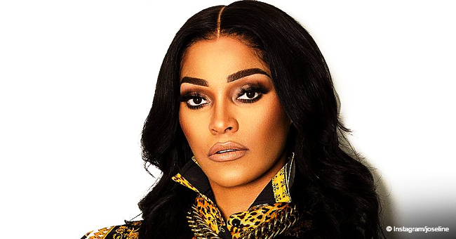Joseline Hernandez Poses with Her New Man Who Looks a Lot like Stevie J. (Photo)