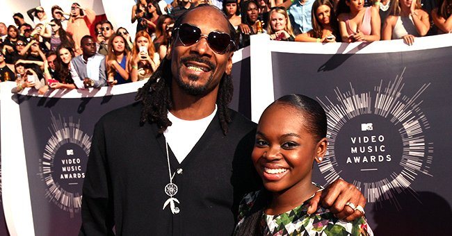 Snoop Dogg's Daughter Cori Broadus Celebrates 21st Birthday with Family and Friends