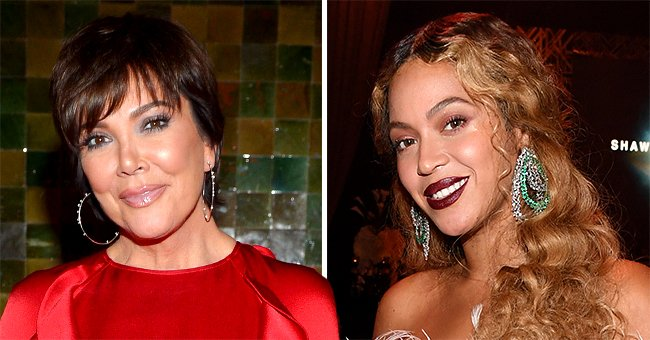 Mathew Knowles Shares Throwback Clip of Kris Jenner Lookalike Interviewing 11-Year-Old Beyoncé