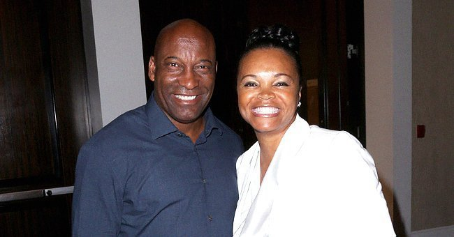John Singleton and actress Akosua Busia attend the 32nd annual Television Critics Association Awards during the 2016 | Photo: Getty Images