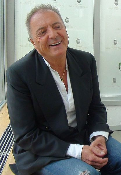 """Armand Assante, board member of the Bled Film Festival, interviewed by """"Za misli."""" 
