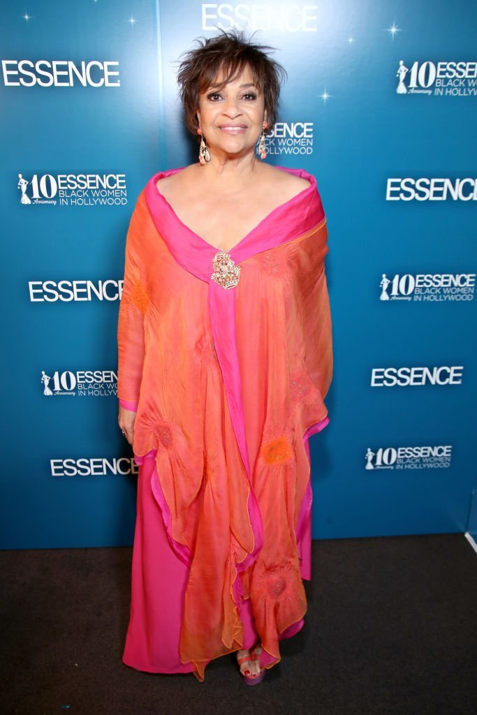 Actor Debbie Allen at Essence Black Women in Hollywood Awards at the Beverly Wilshire Four Seasons Hotel | Photo: Getty Images