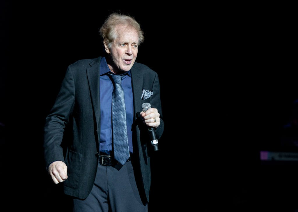 Eddie Money performs at DTE Energy Music Theater. | Source: Getty Images