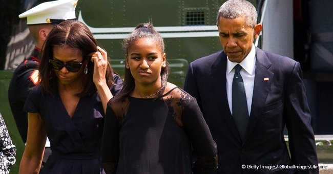 Here are a few things you might not know about Sasha Obama – including her real name