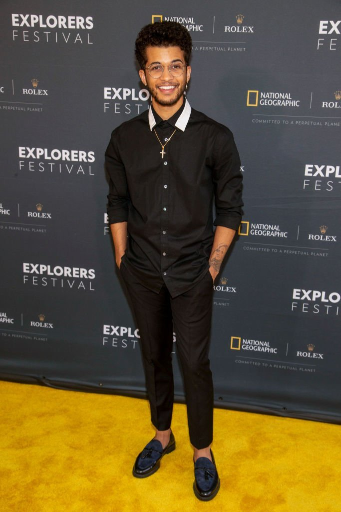 Jordan Fisher attends the National Geographic Awards | Getty Images