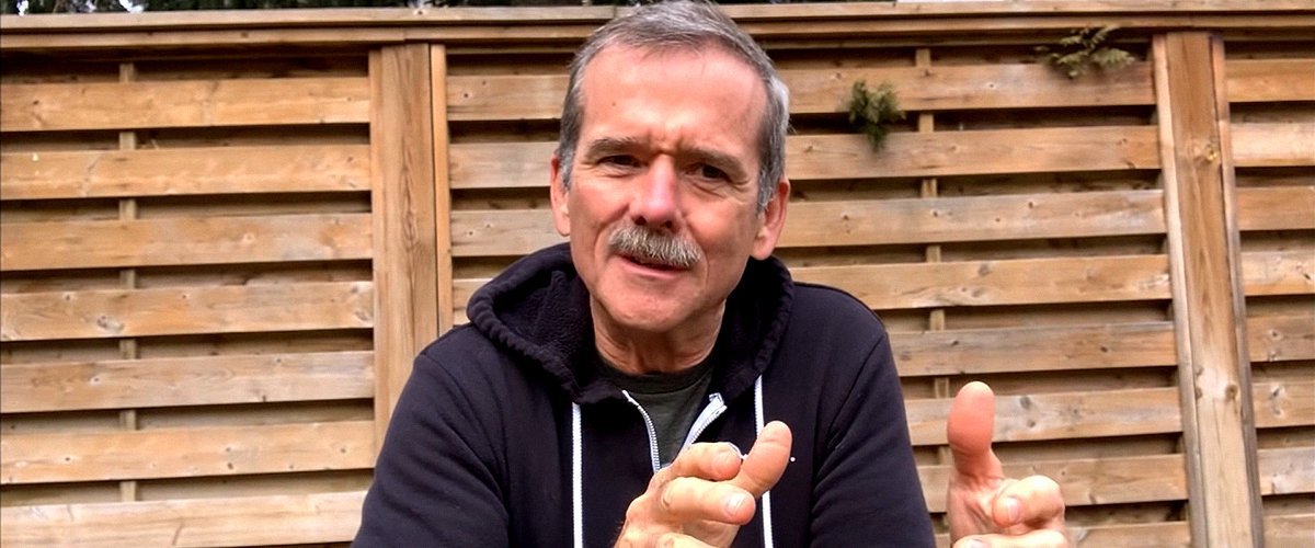 Astronaut Chris Hadfield Shares Four Tips for Self-Isolation in a Recent Video
