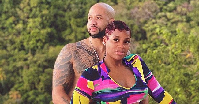 Fantasia Barrino Shows off Her Luxurious Ring In a Photo of Her 28-Week Baby Bump On Instagram