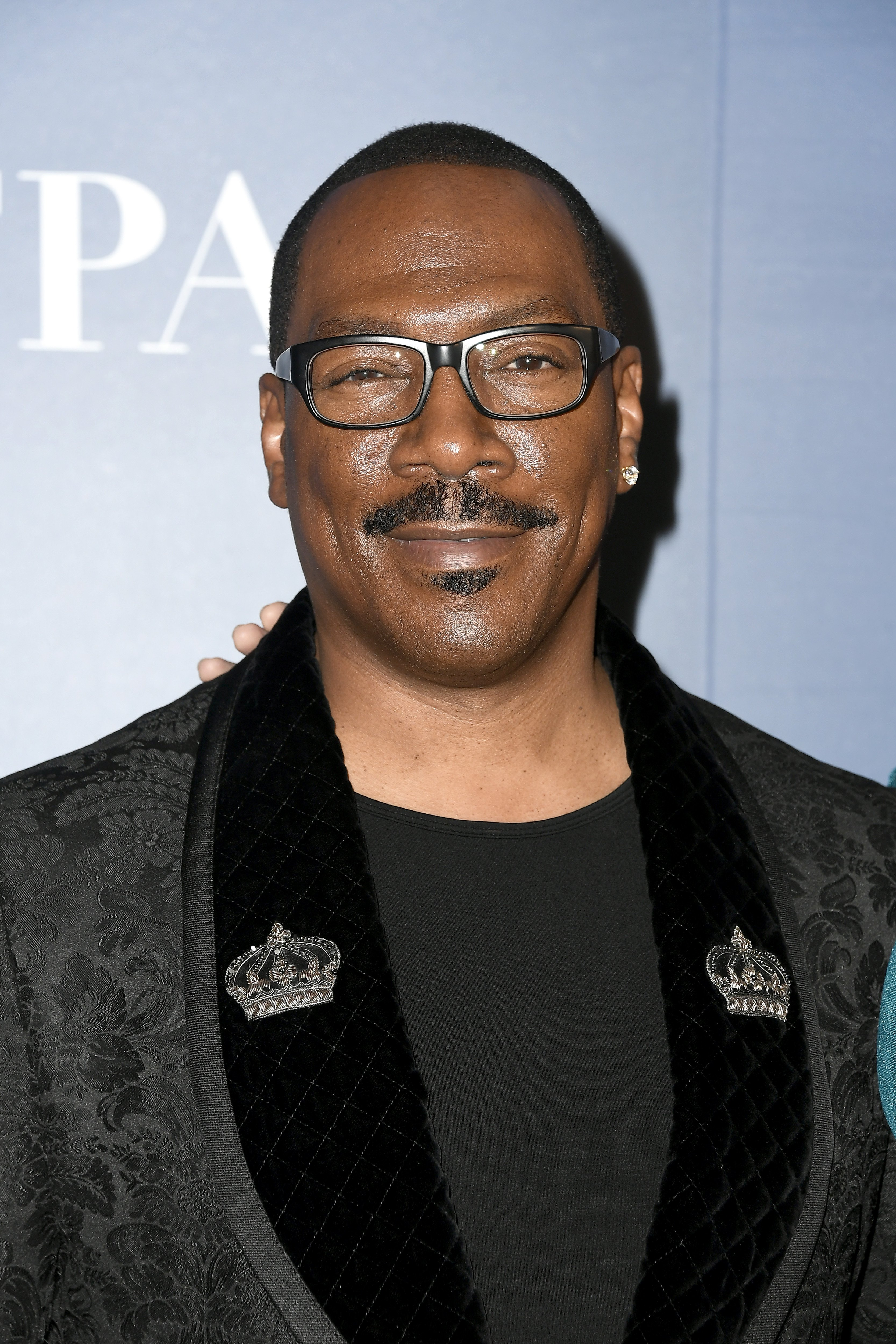 Eddie Murphy at the HFPA/THR TIFF PARTY at the Four Seasons Hotel in Toronto, Canada | Photo by Frazer Harrison/Getty Images