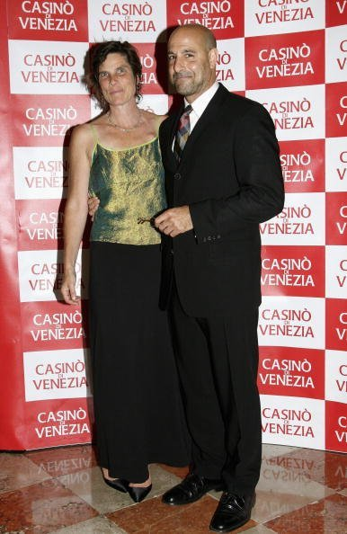 Stanley Tucci and Kate at the 63rd Venice Film Festival on September 6, 2006 in Venice, Italy   Photo: Getty Images