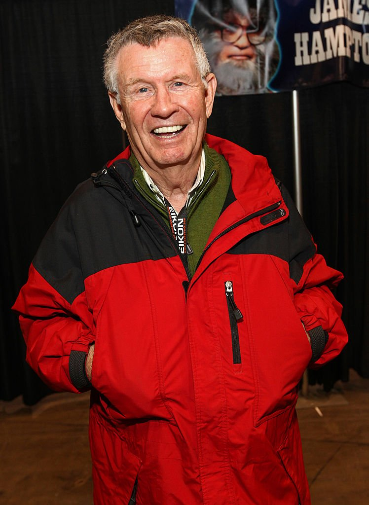 James Hampton attends the 2012 Chicago Comic and Entertainment Expo at McCormick Place on April 15, 2012   Photo: Getty Images