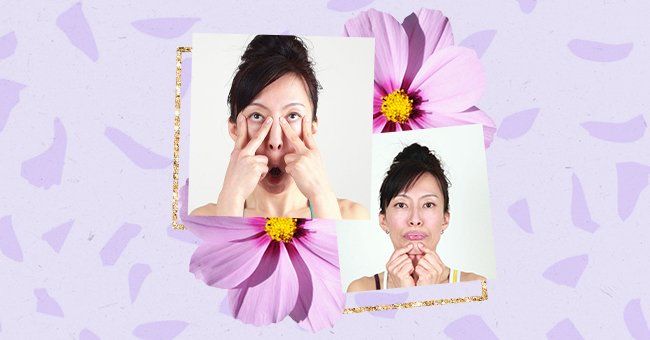 An Easy Guide To Face Yoga