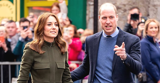 People: Kate Middleton Is a Bit like Prince Philip in Her Support of Prince William