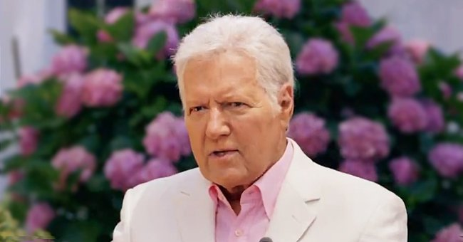 Alex Trebek Reveals He Feels like a Burden to Wife Jean While Battling Cancer