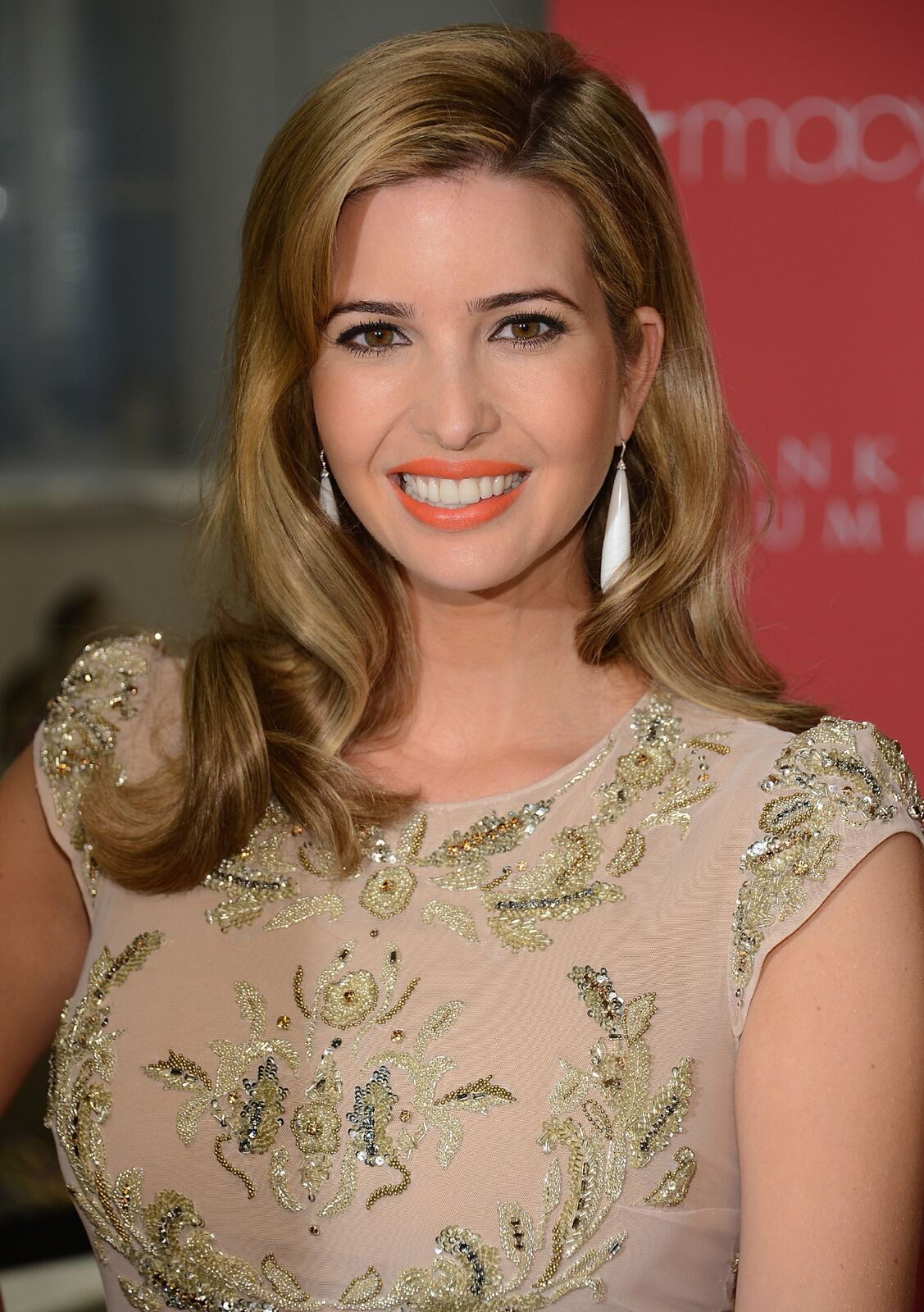 Ivanka Trump attends Ivanka Trump Fragrance Launch at Macy's Herald Square on February 19, 2013. | Source: Getty Images