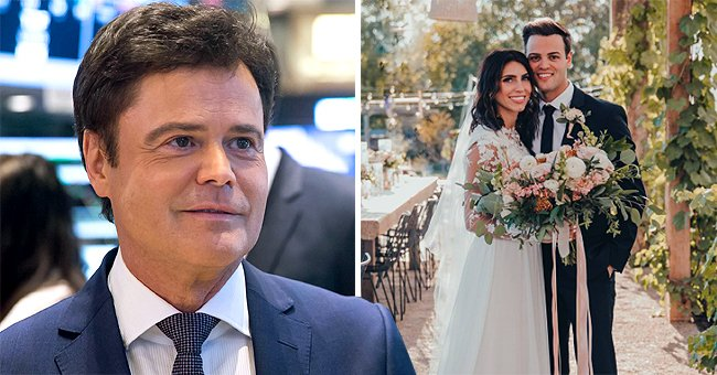 Donny Osmond Praises His Son Josh in a Sweet Tribute on His 23rd Birthday