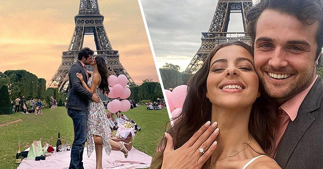 'Good Trouble' Actor Beau Mirchoff Proposed to GF Jenny Meinen on Romantic Paris Trip after Dating for over a Year