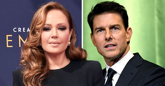 Here's What Leah Remini Had to Say about Tom Cruise Amid His Involvement in the Church of Scientology