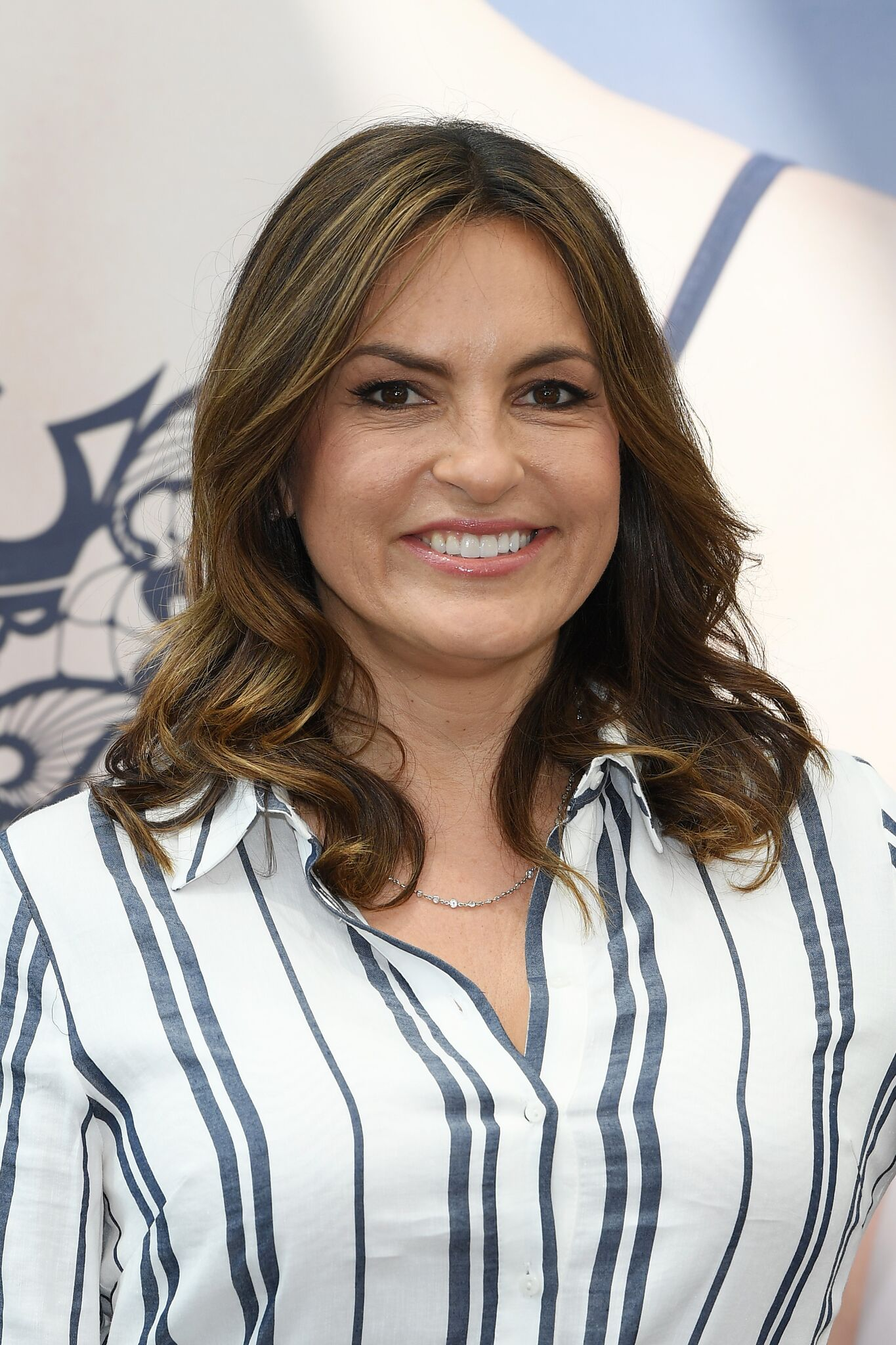 "Mariska Hargitay from the serie ""Law & Order : SVU"" attends a photocall during the 58th Monte Carlo TV Festival on June 17, 2018 