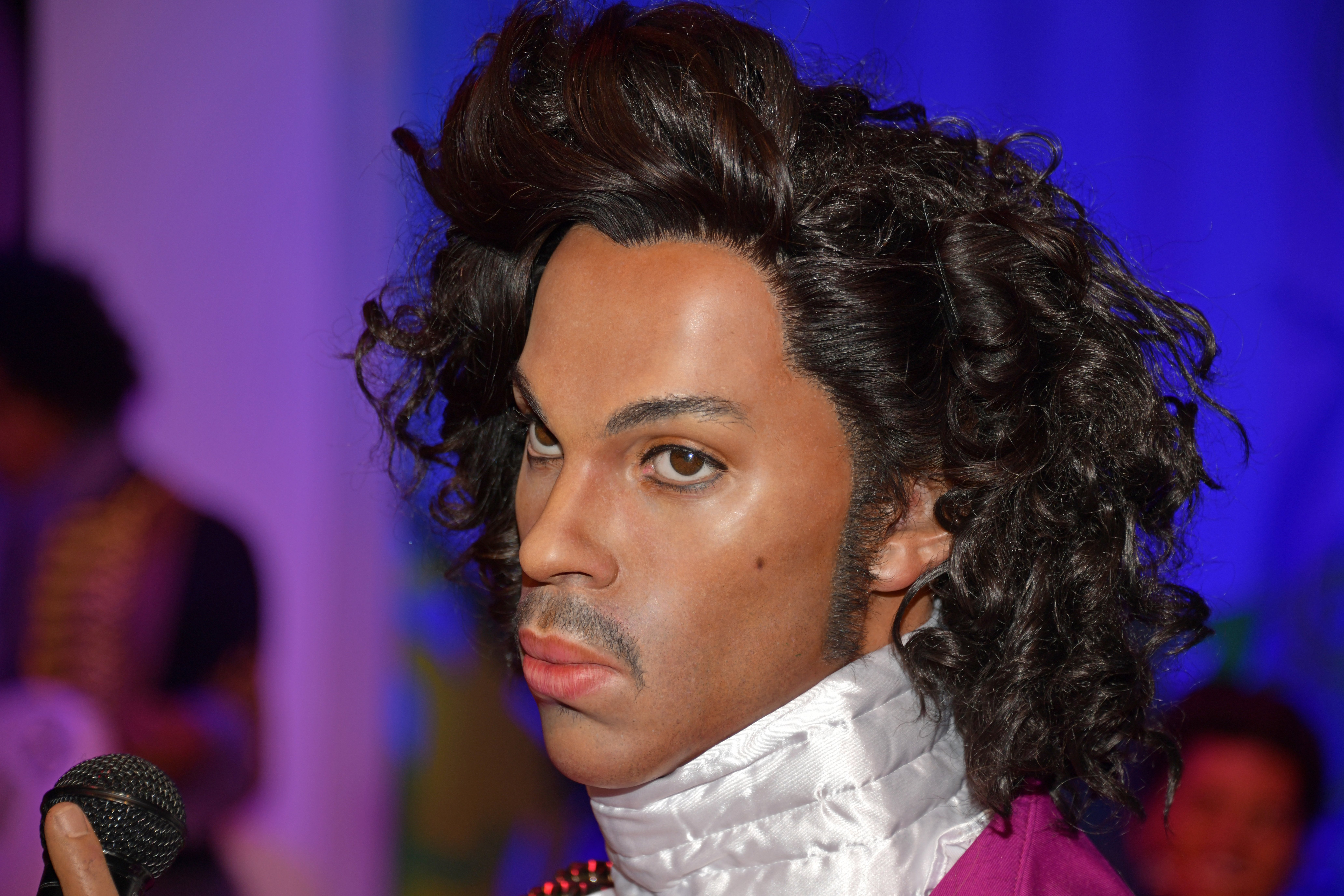 Prince Rogers Nelson at Madame Tussauds Las Vegas NV, USA 09-30-18 | Photo: Shutterstock