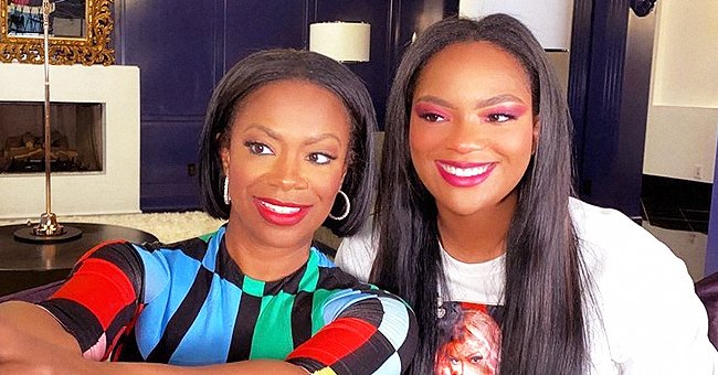 See How Kandi Burruss's Eldest Daughter Riley Celebrates Her 18th B-Day in New Colorful Snaps