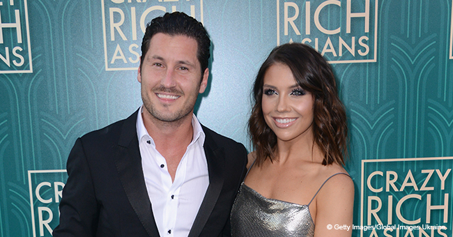 Val Chmerkovskiy and Jenna Johnson Tie the Knot in Private Ceremony