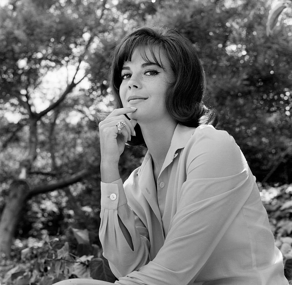 A portrait of actress Natalie Wood circa 1960 | Photo: Getty Images