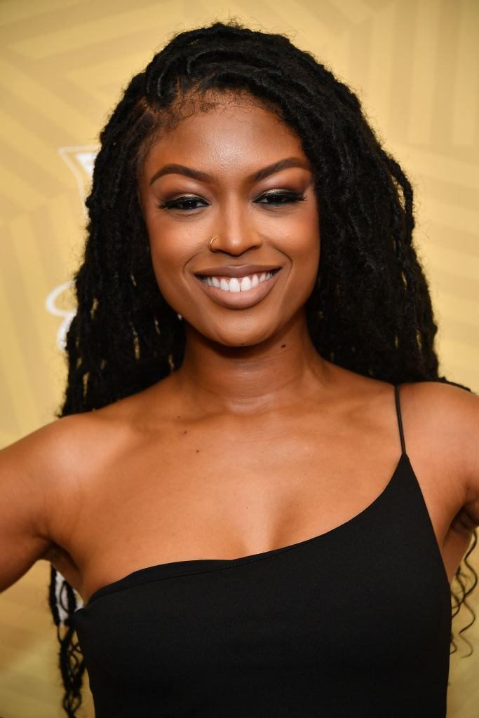 Javicia Leslie attends the American Black Film Festival Honors Awards Ceremony at The Beverly Hilton Hotel on February 23, 2020 in Beverly Hills, California. I Image: Getty Images.