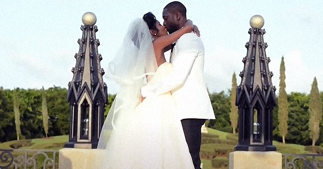 Look Back at Gabrielle Union and Dwyane Wade's Fairy Tale Wedding