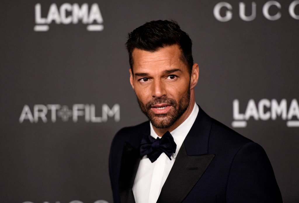 Ricky Martin.| Foto: Getty Images