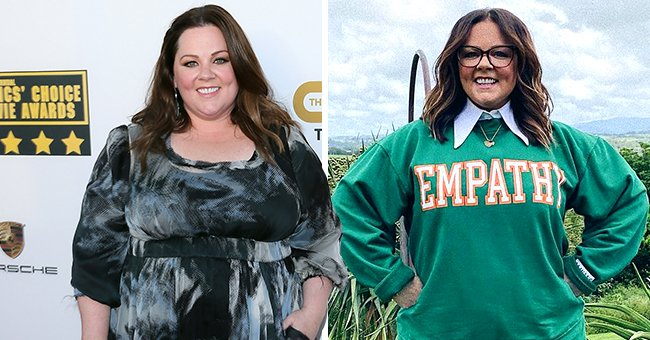 Melissa McCarthy Flaunts Her Stunning Figure as She Graces the Cover of InStyle's April Issue