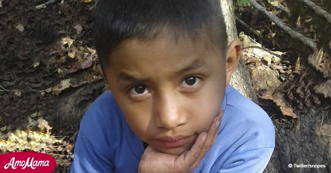 Father of dead migrant kid, 8, claims he heard rumors they can cross the border, family says