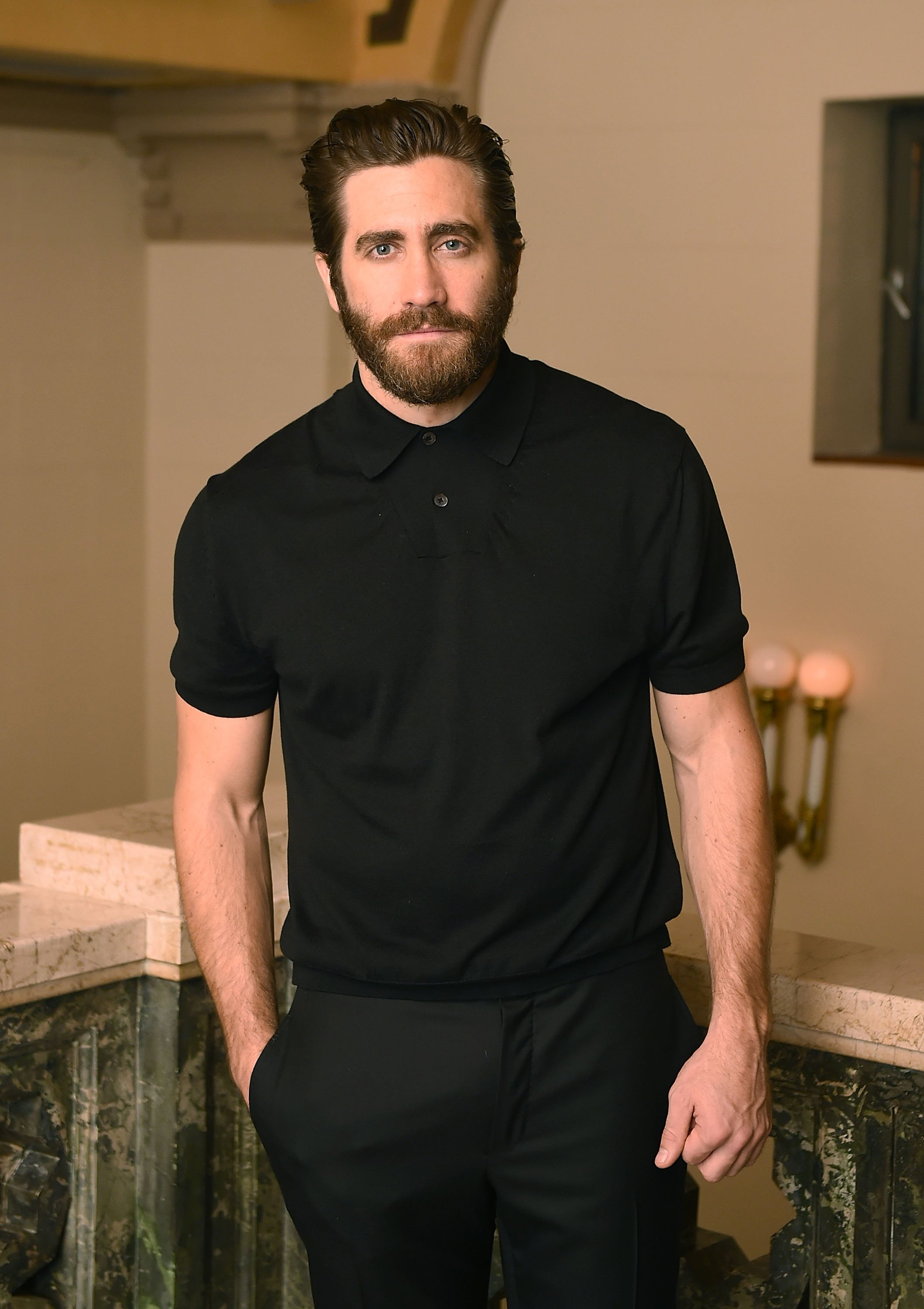 Jake Gyllenhaal at New York City on July 1, 2015. | Photo: Getty Images