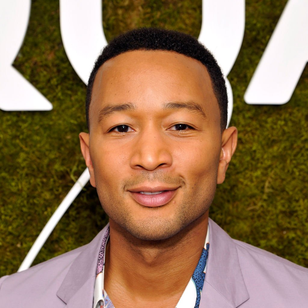 Retransmission with alternate crop.) John Legend attends the Quay x Chrissy Teigen launch event at The London West Hollywood | Photo: Getty Images