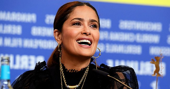 Salma Hayek Looks Gorgeous as She Gets Ready for Halloween in New Photo She Shared on Instagram