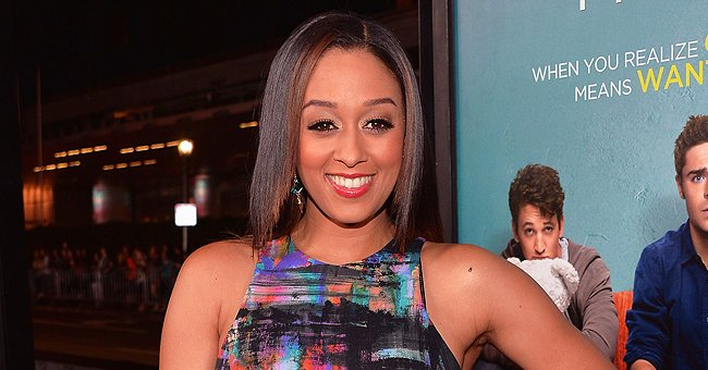 Check Out This Adorable Picture of Tia Mowry's Daughter Cairo in a Bright Pink Top