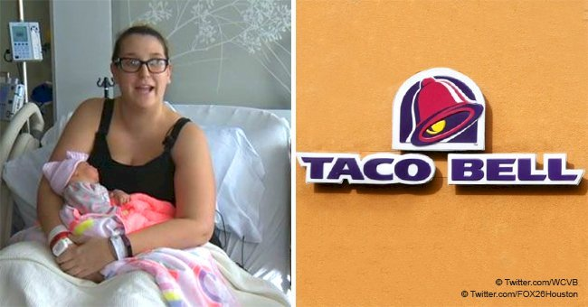 Pennsylvania woman goes viral after giving birth in Taco Bell parking lot