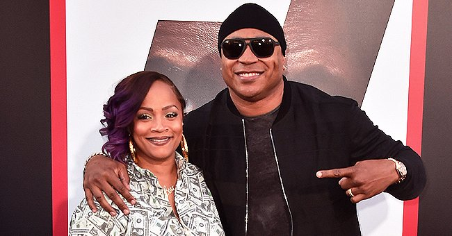LL Cool J's Daughter Nina-Symone Poses in a White Zip-up Shirt Revealing Her Sparkling Piercing