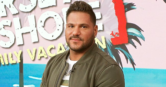 'Jersey Shore' Star Ronnie Ortiz-Magro Is in Police Custody on Charges of Domestic Violence