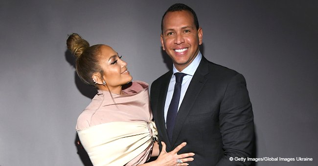 Jennifer Lopez recalls the extravagant gift A-Rod gave her for their first Valentine's Day