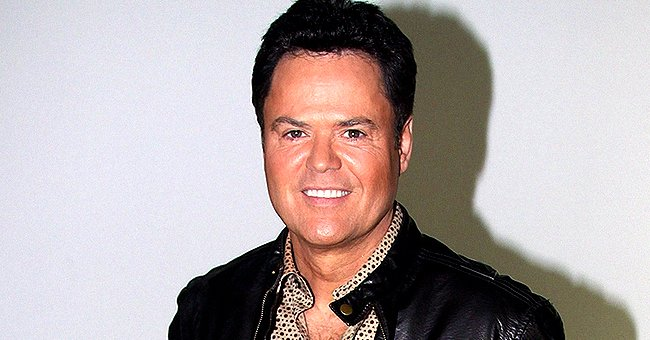 Donny Osmond Wishes Brother Merrill on His 67th Birthday with a Throwback Photo