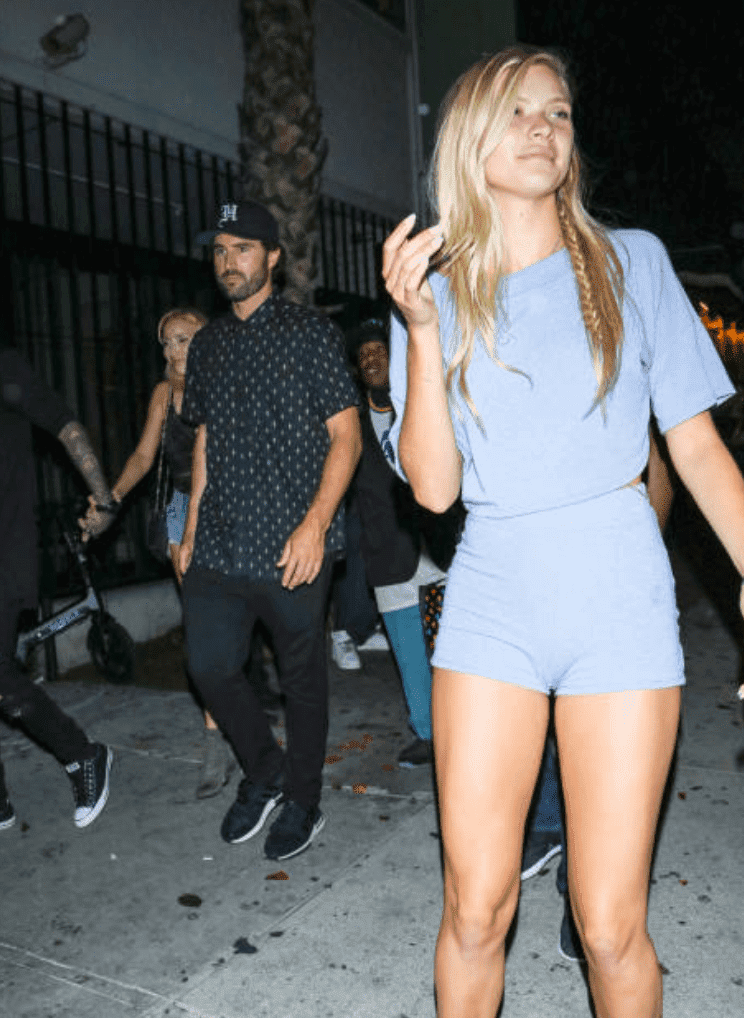 Josie Canseco and Brody Jenner spotted by paparazzi on August 22, 2019 in Los Angeles, California | Source: Getty Images