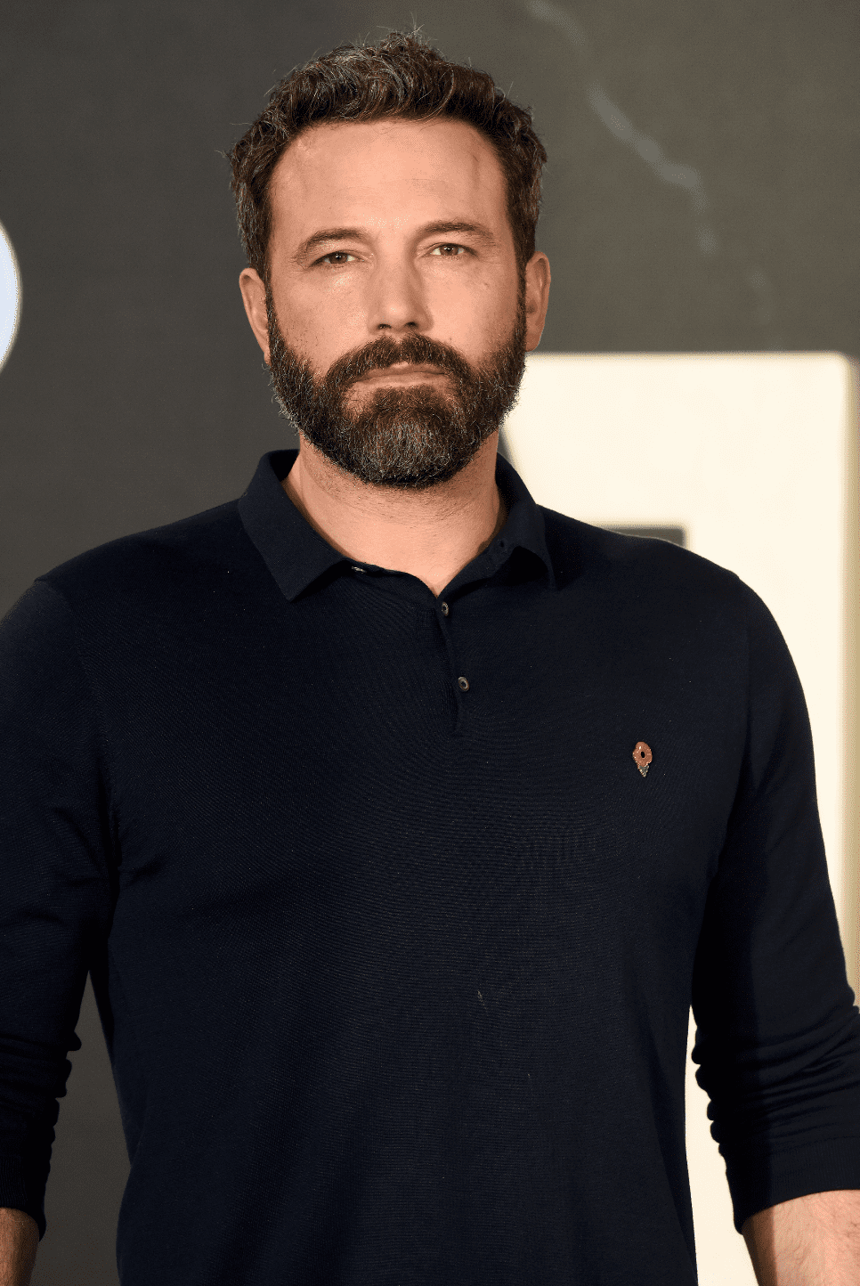Ben Affleck attends the 'Justice League' photo call at The College on November 4, 2017 in London, England. | Source: Getty Images