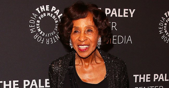 Watch Marla Gibbs' Great-Granddaughter Aila Sing Acapella with Her Friend in New Video