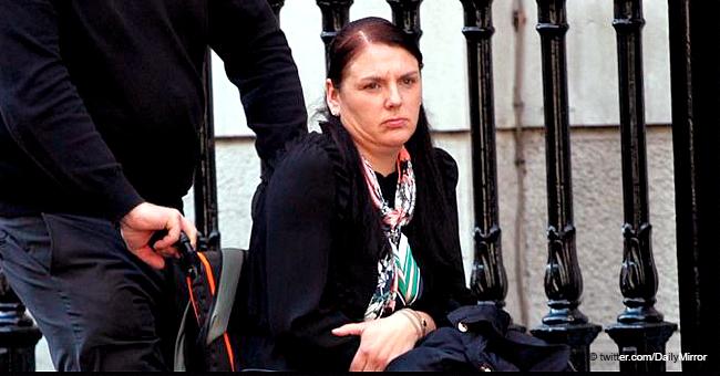 Mamá de 6 queda en silla de ruedas de por vida tras ser pateada por niño de 5 años en el trabajo