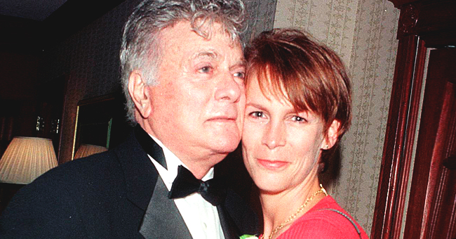 'Halloween' Actress Jamie Lee Curtis Honors Late Dad Tony Curtis with Throwback Photo on the 9th Anniversary of His Death